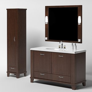 obj bathroom traditional furniture