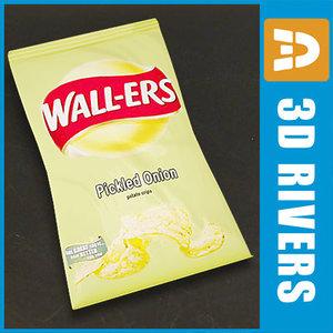 max crisps pack