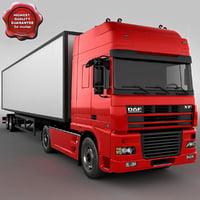 DAF XF Truck V2