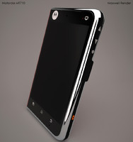 android mt710 phone 3d model