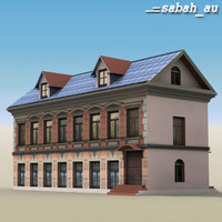 House Two-Story 01