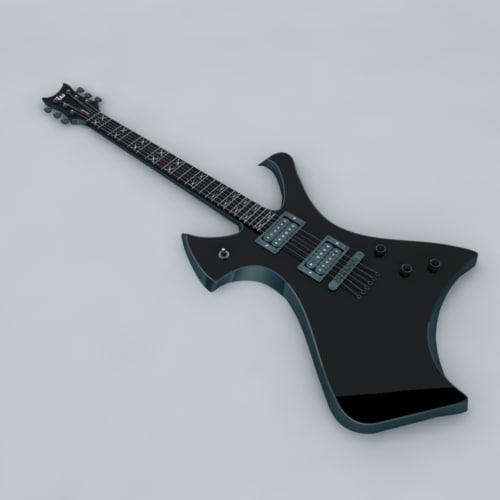 guitar axxion 3d 3ds