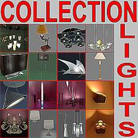 lights 16x lamp 3d max