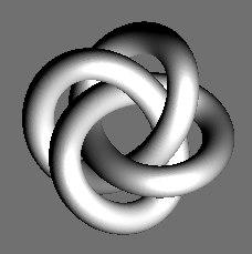 knot blender lightwave blend