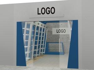 3d shop storage