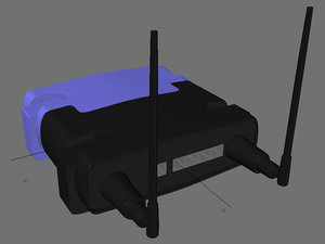 3d broadband router