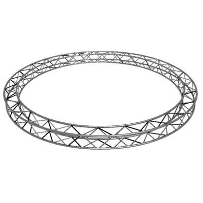 3d lighting truss model