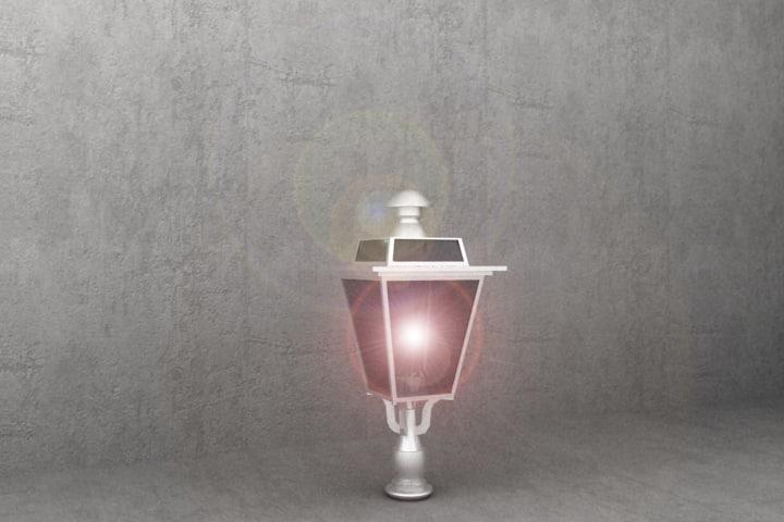 antique luminaire rh34 3d 3ds