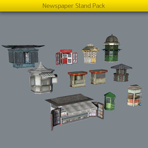 max pack newspaper stand