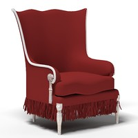 provasi nicole classic classsical armchair chair