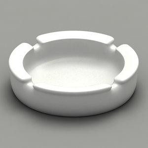 3dsmax ashtray