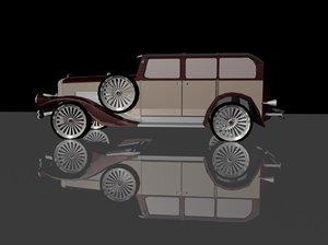 3d car 30