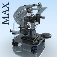 ARRIFlex 435-MAGNUM Dolly.MAX