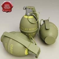 m26 frag grenade max