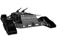 Centipede R210 Supertank
