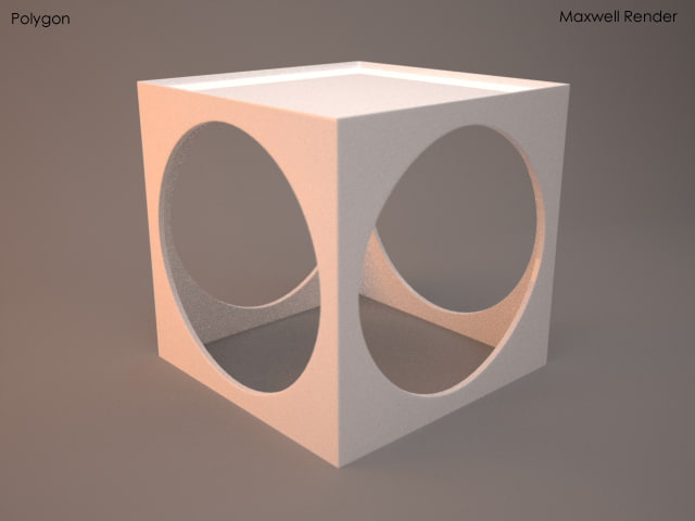 3d model modern coffee table