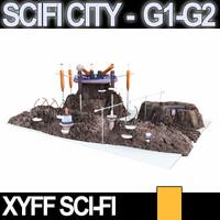 3ds xyff scifi g1 g2