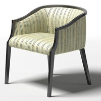 mobilidea chair armchair 3d model