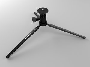 3d 3ds manfrotto tripod