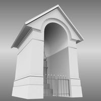 3d 3ds chapel