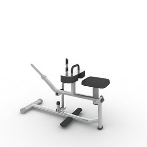 3d sport fitness model