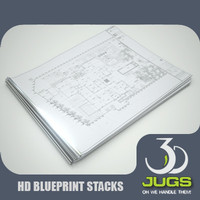 architectural blueprints 3ds