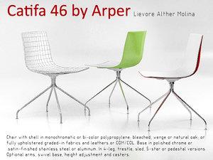 3d catifa 46 arper