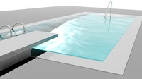Modern Swimming Pool