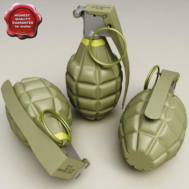 mk ii grenade 3ds