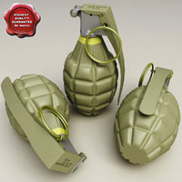 MK II Grenade