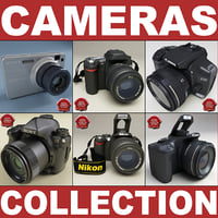 Photo Cameras Collection V2