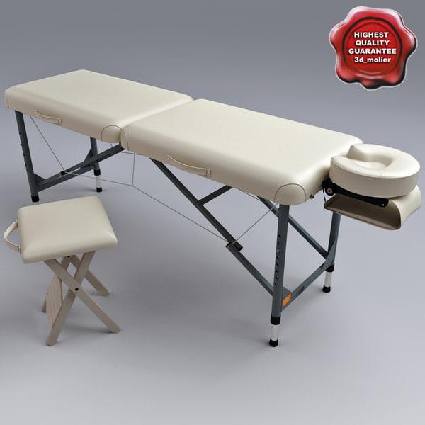 3ds portable massage table apollo