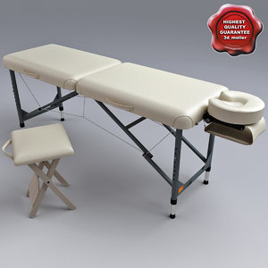 3ds portable massage table apollo