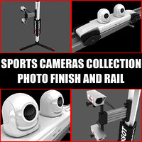 Sports Cameras Collection