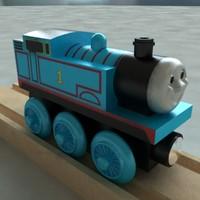 Thomas The Tank Engine Wooden Railway Toy Train