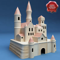 Toy Castle