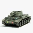 Cromwell MK VIII tank
