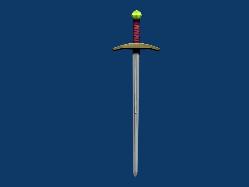 sword 3d 3ds