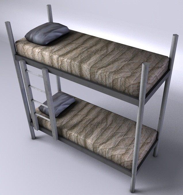 3d model cama