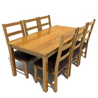 atlanta dining set