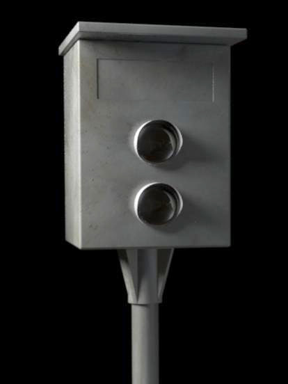 3ds max speed-trap camera