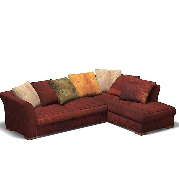 roche bobois mandailles 3d 3ds. Black Bedroom Furniture Sets. Home Design Ideas