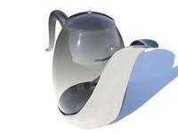3d model of teakatte