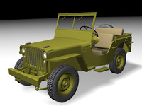 max willys wwii jeep