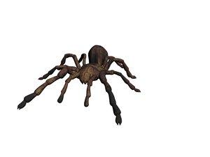 3dsmax tarantula