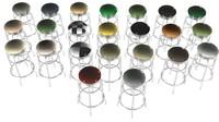maya stools