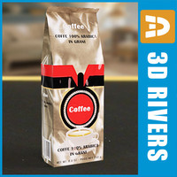 Coffee pack 02 by 3DRivers