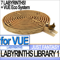 Labyrinths Library Vol. 1