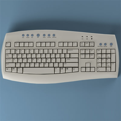 microsoft keyboard max