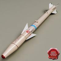 Sidewider missile